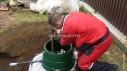 Подготовка к заправке газгольдера занимает не более двух минут